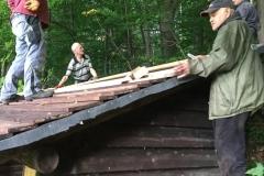 Schutzhütte-Buchberganlage